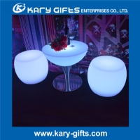 Glowing Cute  Indoor Furniture Chair Stools KC-4840