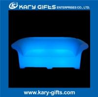 Fashion rechargeable waterproof party nightclub PE led sofa KC-1985