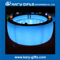 RGB color changing remote control light up bar counter KFT-150115