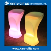 Rechargeable LED Illuminated Chairs led chair for Bar KC-5090