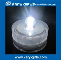 battery powered submersible led light up vase light KA-1201A