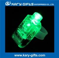 colorful flashing party decor led finger ring KA-0359