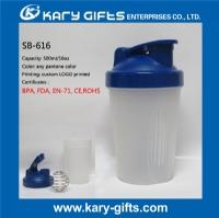 500ml custom logo shaker bottle smart shaker cup SB-616
