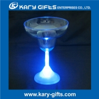 LED promotional glass cup led glow cups for party LC-0202C