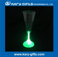 plastic led flashing cup led glass led light cup LC-0202B