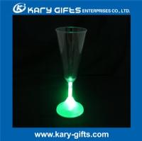 plastic led flashing cup led glass led light cup LC-0202B