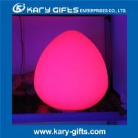 House party hall decorative lights peach shape waterproof led light KB-2125