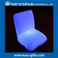LED waterproof remote control sofa led sofa for home KC-5583