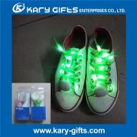 lighting shoe accessories party decor led nylon shoelace KN-001
