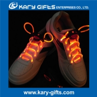 party glowing multi color changing led light up shoelaces KA-0431