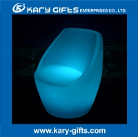 remote control rechargeable waterproof leisure led coffee chair KC-6571