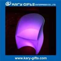 waterproof outdoor rechargeable led garden chair KC-6181